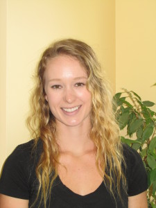 Meagan Piller RMT Shelbourne Physiotherapy
