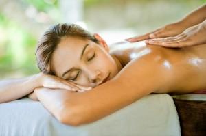 Happy Massage Client Image